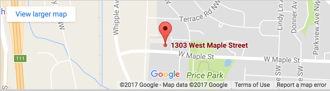 Map - Bell Dental